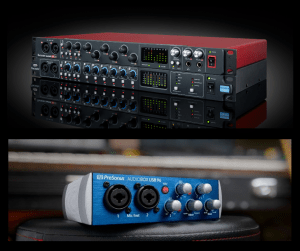 Best USB Audio Interfaces for Home Studios