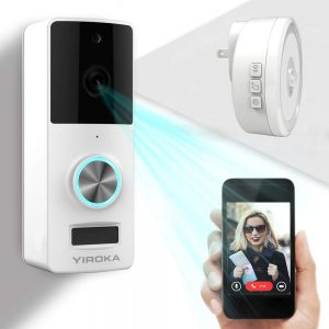 YIROKA Doorbell Camera