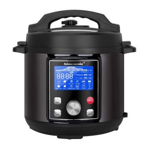 Simfonio Electric Pressure Cooker Review