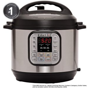 Instant Pot DUO80 8 Qt 7-in-1 Review