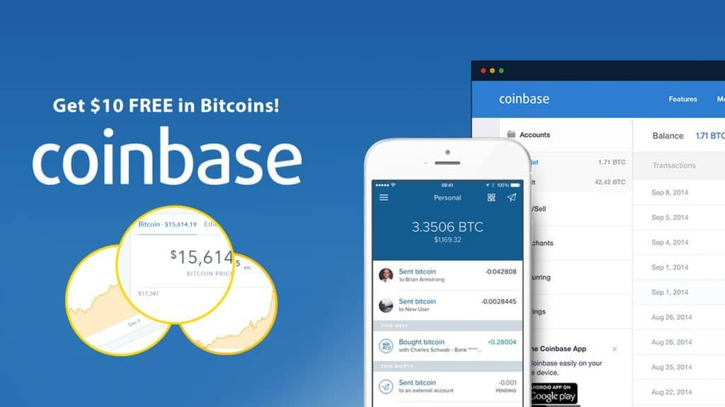 Get $10 Free in Bitcoin